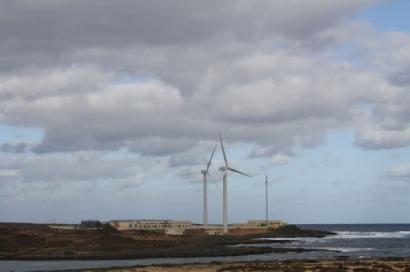 Autorizado un nuevo proyecto eólico en Fuerteventura
