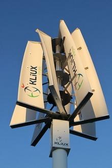Kliux, el aerogenerador que vuela en silencio