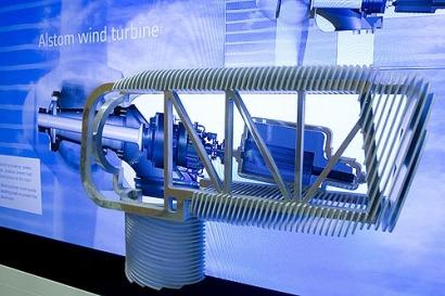 Alstom Wind, la compañía con más patentes europeas con origen en España
