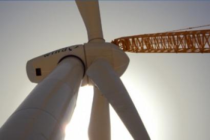 Arauco: primera torre eólica construida en el país