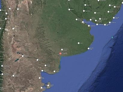 ARGENTINA: Inauguran el primer parque eólico del Programa RenovAr