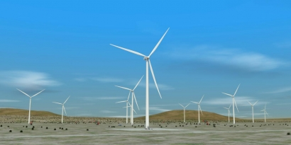 ARGENTINA: YPF Luz suministrará energía eólica a una planta de la automotriz Toyota