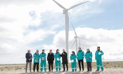 ARGENTINA: Chubut: Inauguran la primera fase del parque eólico Manantiales Behr