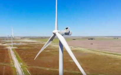 En operaciones el parque eólico Villalonga, de 50 MW, con aerogeneradores fabricados en el país