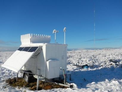 Barlovento medirá el viento en Chile y Suráfrica