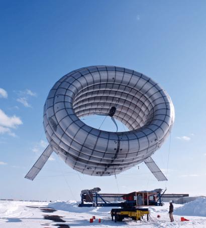 Aerogeneradores aerostáticos, la última propuesta