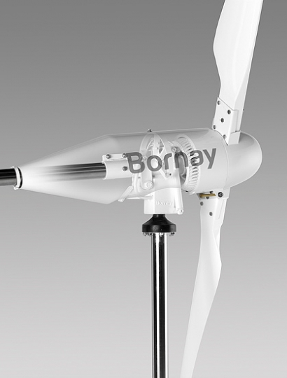 Los aerogeneradores Wind+ de Bornay conquistan Norteamérica