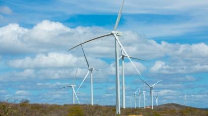 En operación comercial el primer parque eólico del complejo Chafariz
