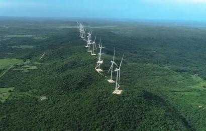 Este mes se inician las obras del parque eólico Rio do Vento, de 504 MW de capacidad instalada