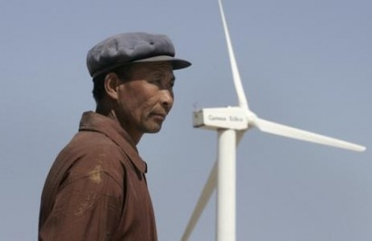 La eólica vuelve a vencer a esa crisis que no cesa
