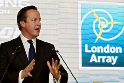 London Array, el mayor parque eólico marino del mundo