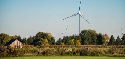 EDPR anuncia un PPA para su parque eólico Sharp Hills, de 297 MW