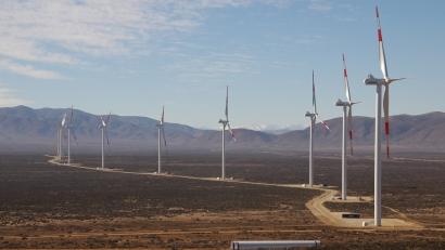 Mainstream Renewable Power adjudica a Elecnor la construcción de un parque eólico de 185 MW