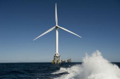 Repsol espera desarrollar tres parques eólicos marinos en Escocia