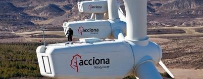 Acciona supera los 1.500 MW eólicos