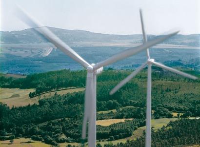 El viento cubre la demanda de todos los hogares de España en enero