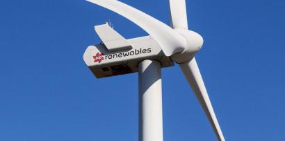 La generación eólica durante el paso de Filomena ha evitado que la electricidad costará aún 26 euros más