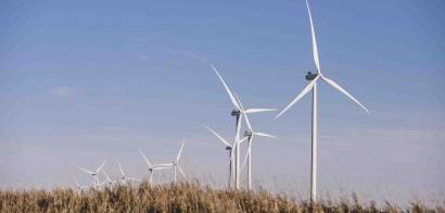 Estados Unidos-El parque eólico Crossing Trails, de 104 MW, inicia operaciones comerciales con PPA incluida