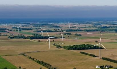 Ya hay instalados casi 90.000 MW de potencia eólica