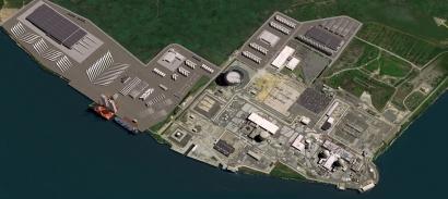 Nueva Jersey quiere desarrollar el primer puerto del país dedicado a la eólica offshore