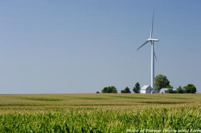 EEUU: EDP Renovables asegura la financiación para dos parques eólicos que suman 278 MW