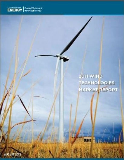 El mercado eólico estadounidense pierde aliento