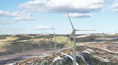 Elecnor consigue 250 millones de dólares para construir un parque de 100 MW