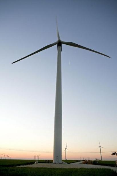 Eolia obtiene financiación para tres parques eólicos en Cataluña