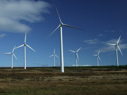 España incrementó la potencia eólica en 392 MW el pasado año
