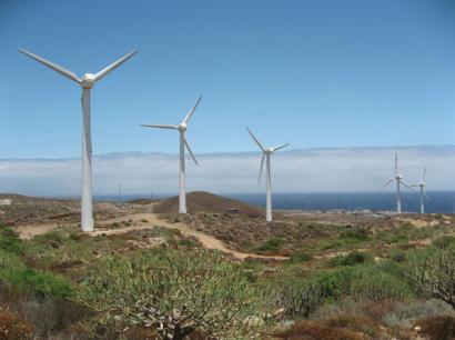 2018, el año del renacer de la eólica en Canarias