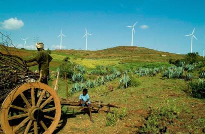 El mundo ya genera con el viento el 5% de la electricidad