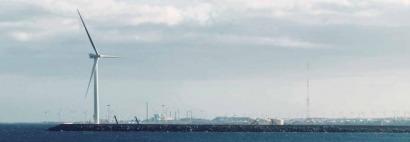 Gamesa presenta en Manchester su aerogenerador marino de cinco megas