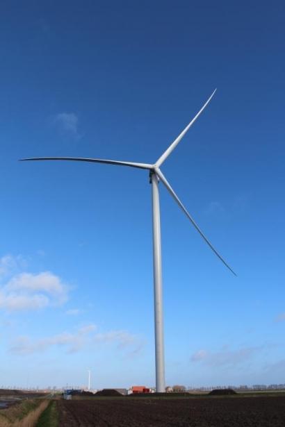 GE Renewable Energy anuncia el primer contrato de venta en el país de sus turbinas Cypress, de 5,3 MW