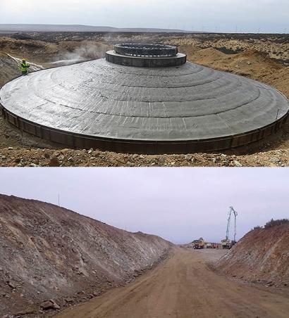 Gestacur sobrepasará los 500 MW eólicos construidos en Chile con la primera fase del parque Cabo Leones III