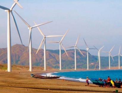 Las grandes potencias emergentes conducirán el crecimiento de la eólica en los próximos 5 años