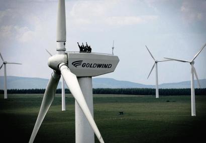 Cinco de los diez mayores fabricantes mundiales de eólica ya son chinos