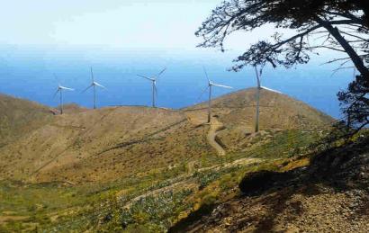 Gorona del Viento, un año generando electricidad limpia
