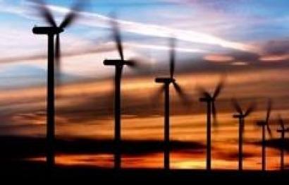 Los días de viento baja el precio de la electricidad
