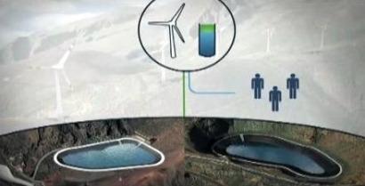 Coalición Canaria pide a Soria que desbloquee el proyecto de la central hidroeólica de El Hierro