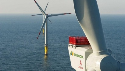 Iberdrola elige Sassnitz como plataforma de lanzamiento de su parque eólico marino de Wikinger