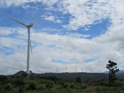 Iberdrola y Gamesa construirán en Honduras un parque eólico de 50 MW