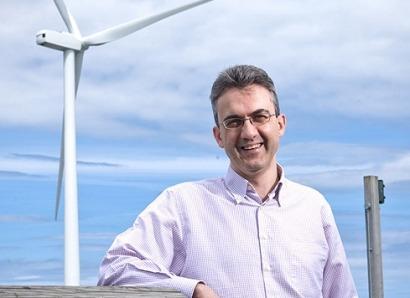 Ignacio Martí, elegido presidente del grupo de Eólica de la Agencia Internacional de la Energía