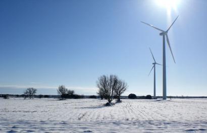 Ingeteam optimiza el funcionamiento de los aerogeneradores con nieve o hielo