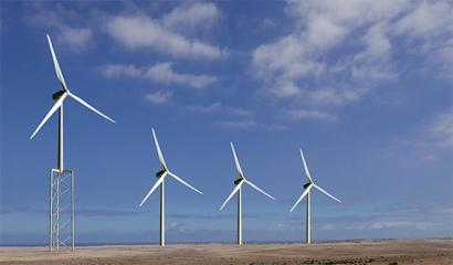 Nabrawind Technologies vende su primera torre eólica en Marruecos, que es ya la más alta de África