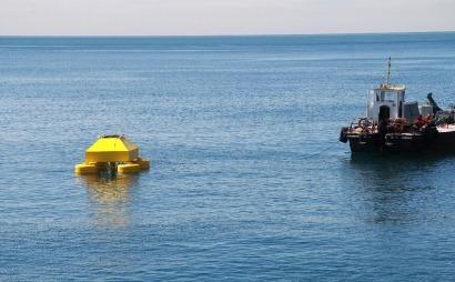 ¿Cómo medir el viento en mitad del mar a 200 metros de altura por diez veces menos dinero?