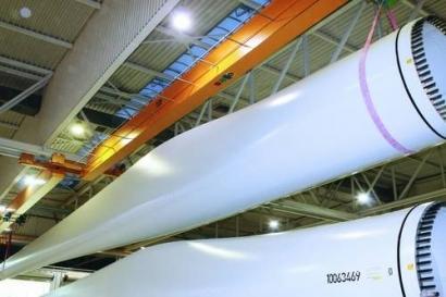 MÉXICO: Tamaulipas: Nordex construirá una planta para producir palas para aerogeneradores