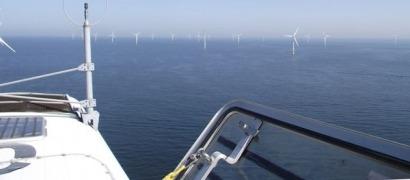 El parque eólico marino global crecerá un 172% en los próximos cinco años