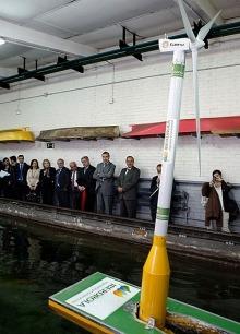 El mayor proyecto mundial de investigación en renovables oceánicas se ha hecho en España