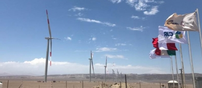 PERÚ: En marcha el parque eólico Wayra I, el más grande del país, de 132 MW