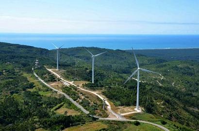 Efacec conquista el mantenimiento eólico en América